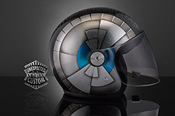 casco custom bmw