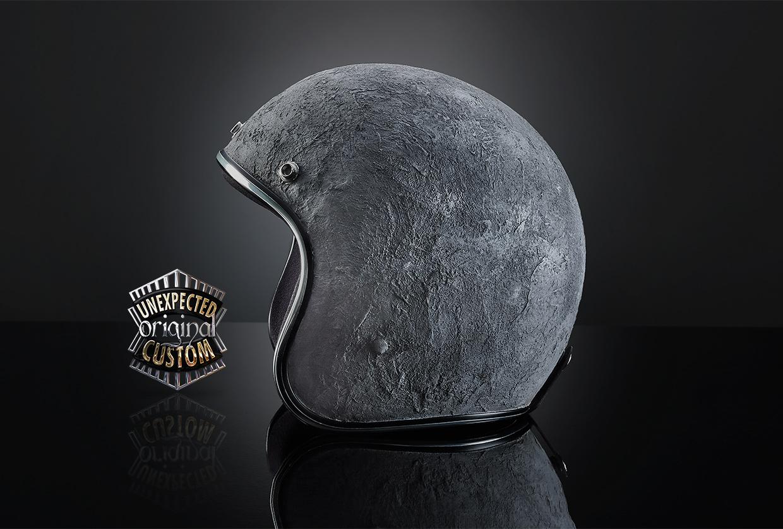 Custom Built Motorcycle Helmets