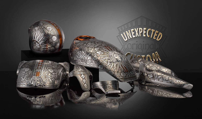 Favorito LE ROI SOLEIL, Harley-Davidson V-rod - UNEXPECTED CUSTOM ZO76