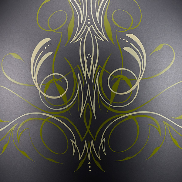Design Pinstriping Unexpected Custom