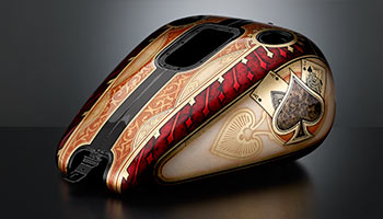 Luxury Kustom Art Design Quality, Technology & Design