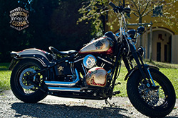 Harley Davidson Softail Blackjack