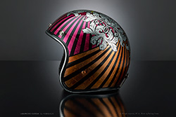 Versace Custom Helmets Collection
