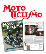motociclismo d'epoca unexpected custom