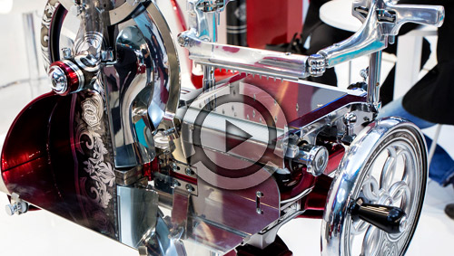 Berkel Unexpected Custom